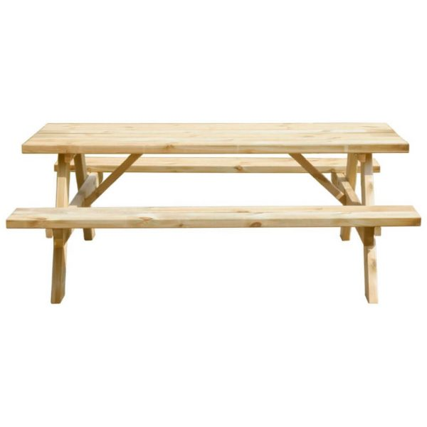 Picknicktafel 180 centimeter